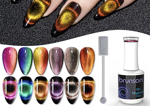 9D Gel Nail Polish Nail Art Course
