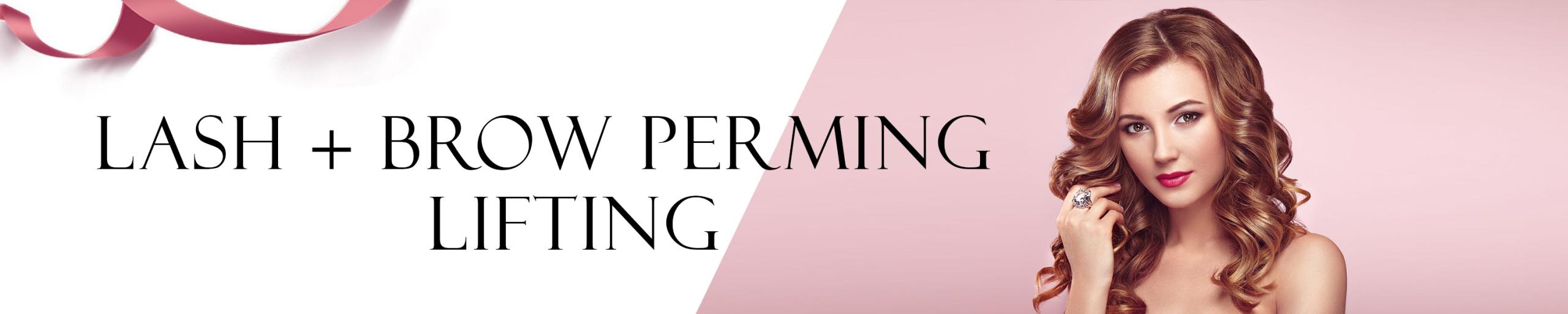 Lash Brow Perming Lifting