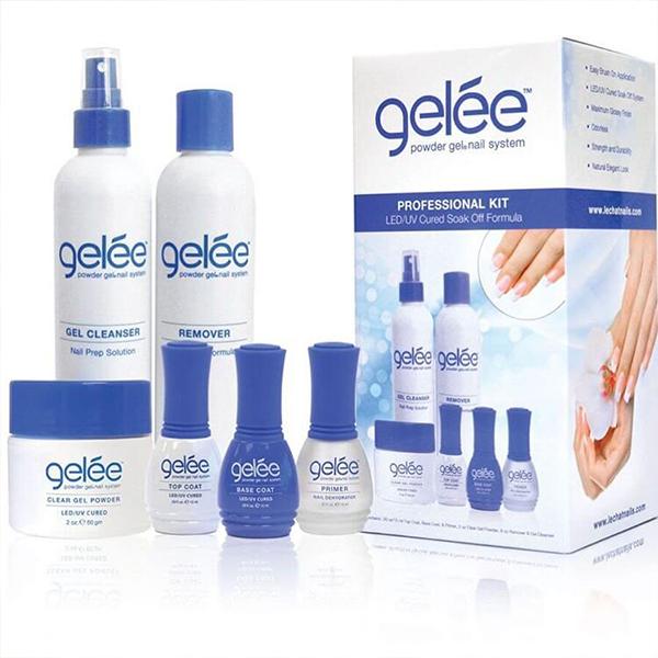 Powder Gel Nail System