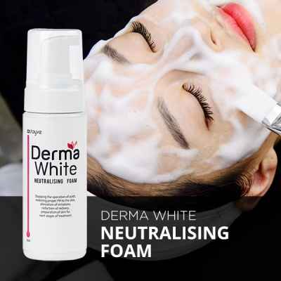 derma white neutralising foam