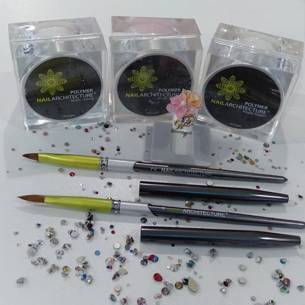 Acrylic Brush Collection