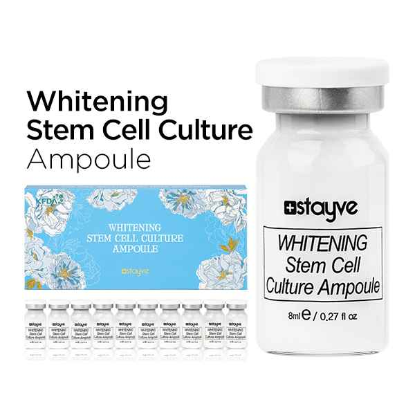 Whitening Stem Cell Culture Ampoule