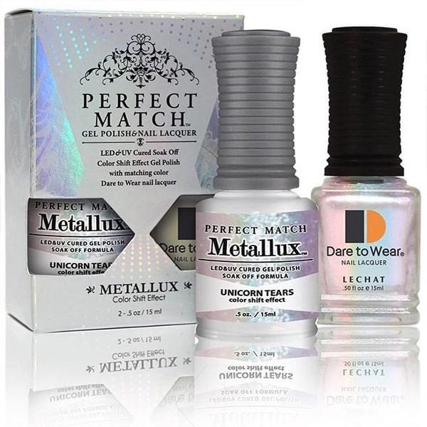 Metallux Gel Nail Polish