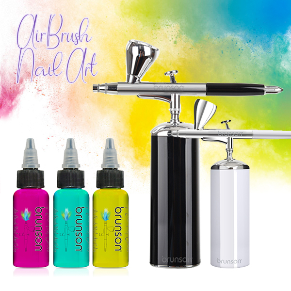 AirBrush and Pigments Collection