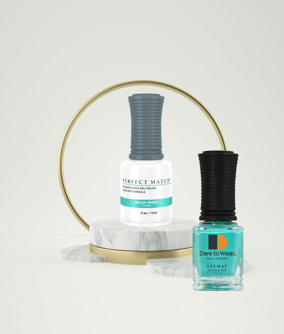 Gel nail polish set collection